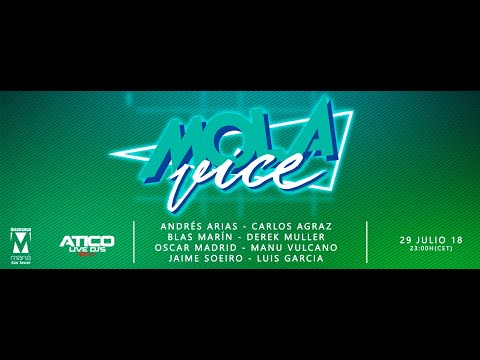 Blas Marín | Mola Vice | Atico Live Djs
