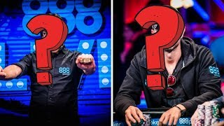 888poker Reveals 2 New Ambassadors in Barcelona