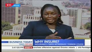 Insurance firms introduce terror cover