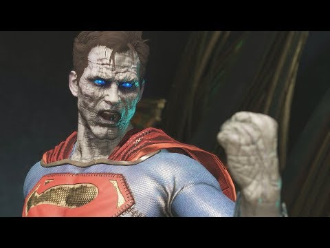 Injustice 2 - Bizarro All Intro/Interaction Dialogues
