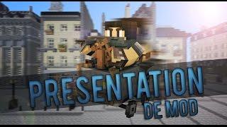 Présentation Des Mods Malisis Door Ii Et Flan's Mod | 1.7.2