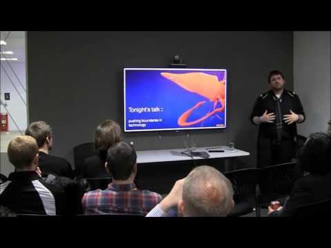 Amaze Tech Talks - Virtual Reality