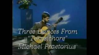Praetorius - Courante - Terpsichore - Douglas Reach