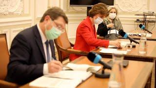 Covid-19: vive réaction du Conseil d'Etat genevois