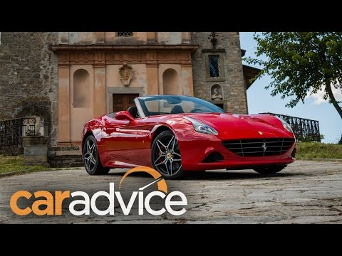 2016 Ferrari California T Handling Speciale review | CarAdvice