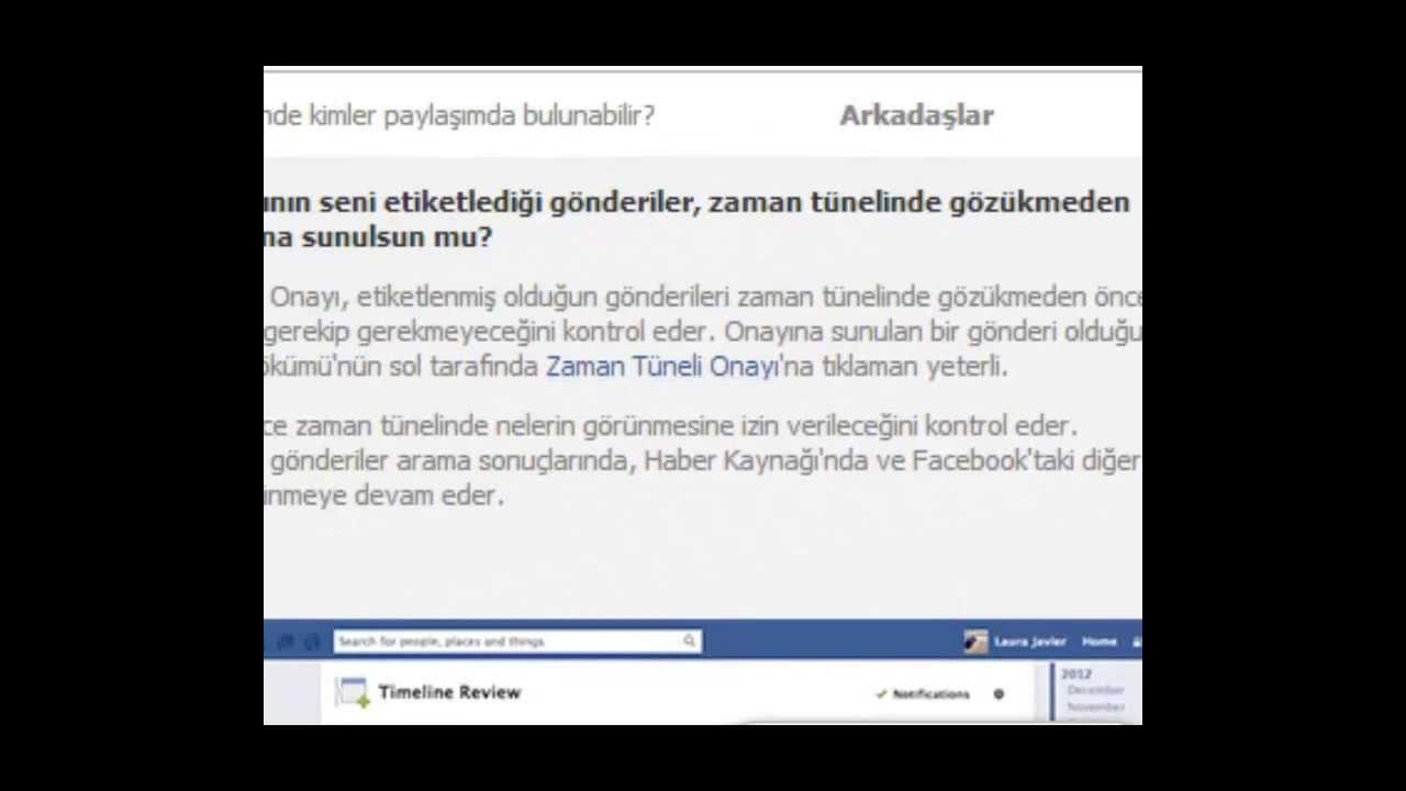 Facebook'ta beğendiğim sayfaları görme kaldırma ve silme ( Resimli Anlatım)