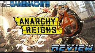 TGM: Anarchy Reigns Review for Xbox 360 and PS3
