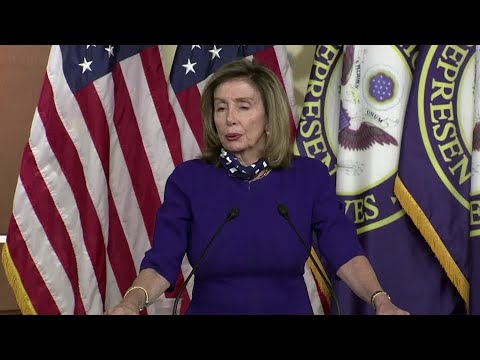 There shouldn't be presidential debates: Pelosi