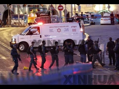 3 Palestinians, 1 Israeli Killed As Israeli-Palestinian Conflict Flares