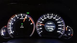 Honda Accord 2011 2.0 155 KM i-VTEC acceleration 0-100