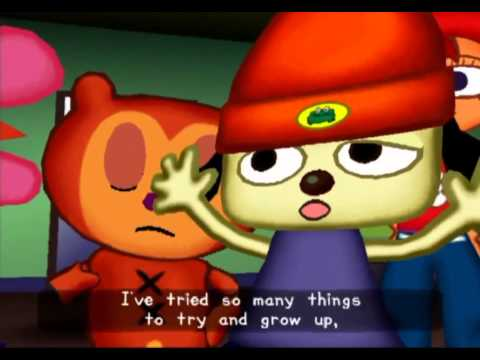 PaRappa the Rapper 2 Walkthrough/Gameplay PS2 HD 1080p Part 4 of 4 - 동영상
