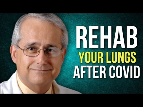 How to Rehab Your Lungs After Covid 19, Pneumonia or Surgery With Dr. Sigfredo Aldarondo