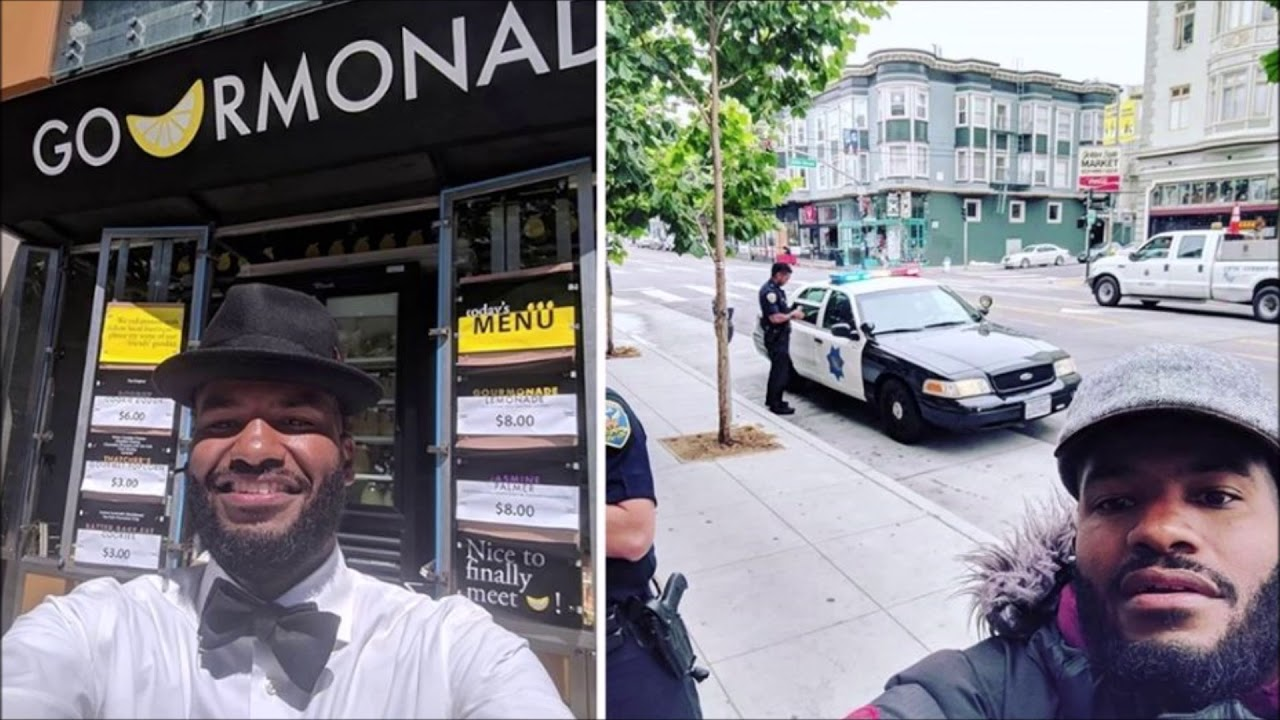 Police Called On Black Man In San Francisco For 'Breaking Into' His Own Business
