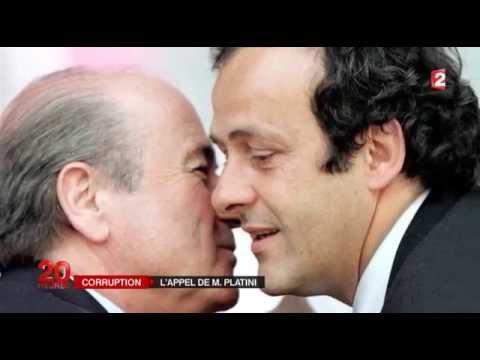 Corruption à la Fifa : Platini attaque, Blatter contre-attaque