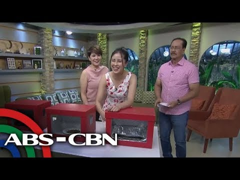UKG: What's in the box challenge with Kisses Delavin