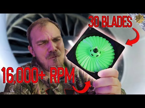 This 120mm Fan BREAKS All The Rules!