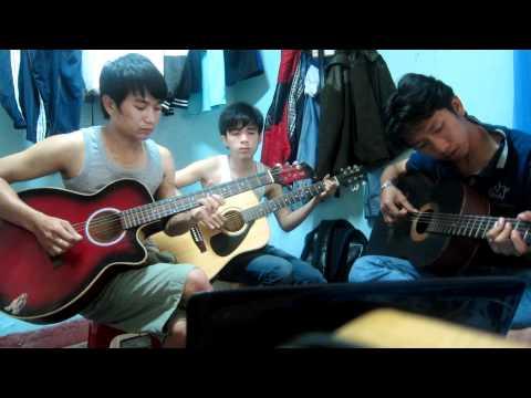 nhat ky cua me guitar( BCS band)