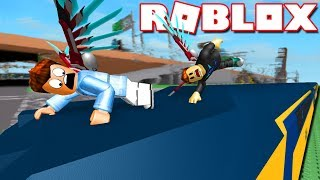 Roblox | TWO YOUNG GO PULLING The TRAINS Are RUNNING-Epic Minigames | Kia Breaking