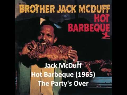 Jack McDuff - The Party's Over