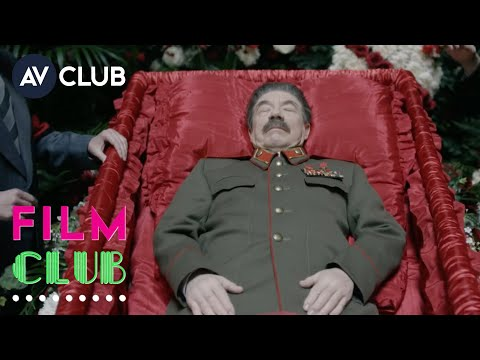 The Death Of Stalin | Discussion & Review | Film Club