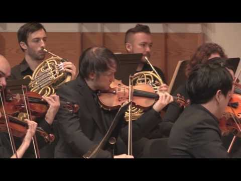 NYCA Symphony Orchestra - Florian Noack - Strauss: Burleske, TrV 145