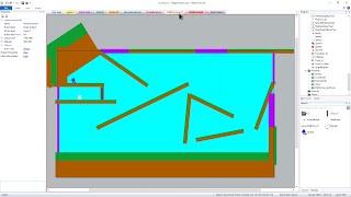 Construct 2, урок 11 - переход между уровнями, открытие дверей