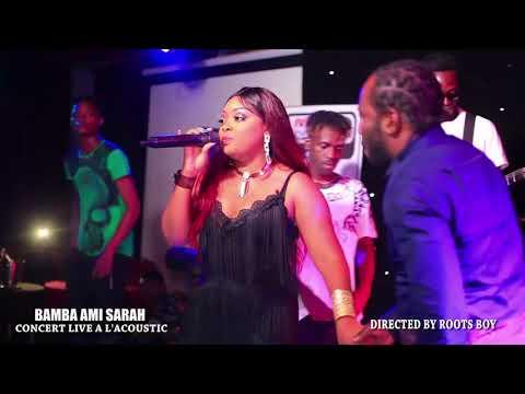 Live bamba ami sarah à l'acoustic