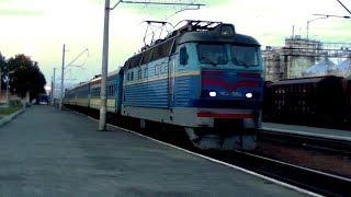 ЧС4-064 с поездом №768 Луцк-Киев(, 2017-06-13T13:30:58.000Z)