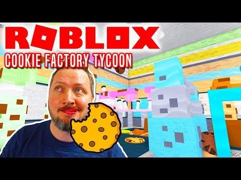 SMÅKAGER + GROR MIN EGEN MOPS! - Roblox Cookie Factory Tycoon Dansk + Grow A Pug