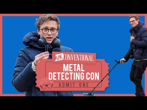 What Actually Happens At A Metal Detecting Convention? | UnConventional