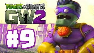 super brainz goes crazy   plants vs zombies garden warfare 2   garden warfare 2 beta part 9