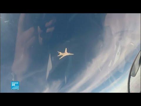 قاذفات روسية تقصف مواقع لتنظيم -الدولة الإسلامية- في سوريا  - 12:23-2017 / 11 / 16