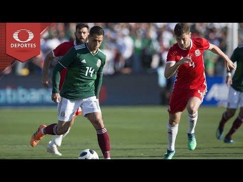 Resumen | México 0 - 0 Gales | Partido Amistoso | Televisa Deportes