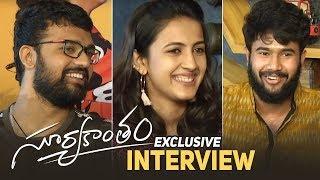 Suryakantham Movie Team Exclusive Interview | Super Fun | Niharika Konidela | Rahul Vijay | Pranith