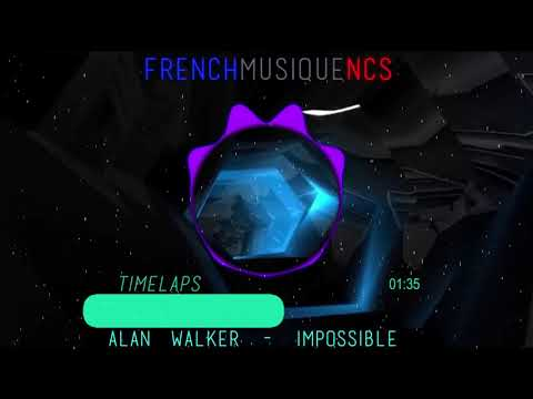 Alan Walker - Impossible (New Song 2018) (Vidéo Clip Psychedelic )  Inspired By James Arthur