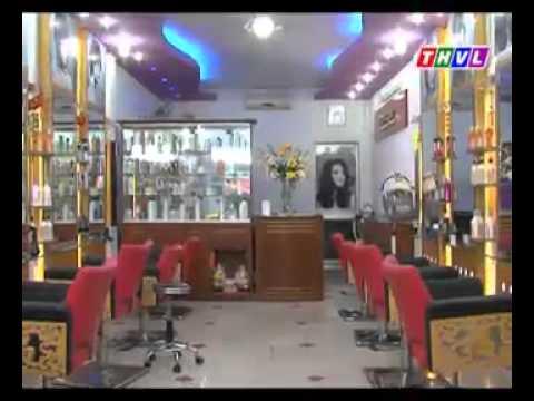 Thăm nhà người nổi tiếng – Kỳ 16  Nhà của nhà tạo mẫu tóc Tuấn Hà Lan       Đài Phát Thanh Truyền Hình Vĩnh Long