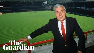 A look back at the life of 'Mr Aston Villa', Sir Doug Ellis
