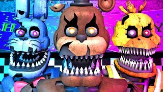 - Five Nights at Freddy s Song FNAF 4 SFM 4K TIFWhitney Remix