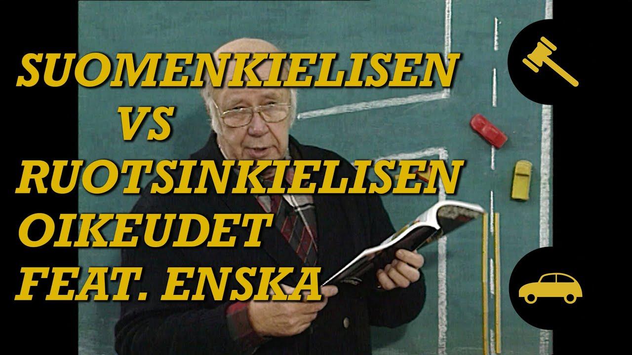 Download Ruotsinkielisten eri oikeudet | Karpolla on asiaa