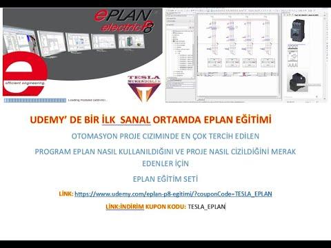 EPLAN P8 EĞİTİM SETİ ( ÇOK YAKINDA)