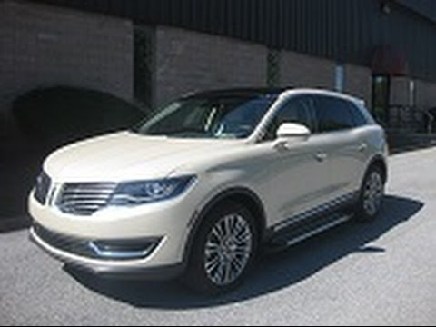 How to install Romik RAL Running Boards on a 2016 lincoln MKX
