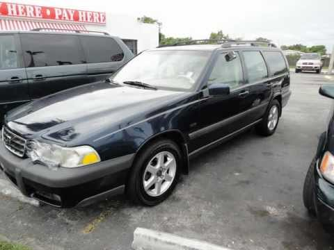 1998 volvo v70 xc cross country used cars miami fl youtube. Black Bedroom Furniture Sets. Home Design Ideas