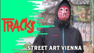Street Art Vienna    |  Arte TRACKS