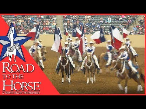 Road to the Horse 2017 - Extra Footage - Drill Team Showdown Round 2 and Awards