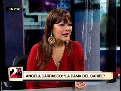 2 a la N: Angela Carrasco
