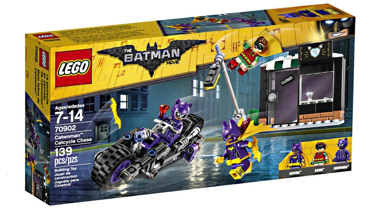 LEGO Batman Movie 2017 sets pictures! - YouTube