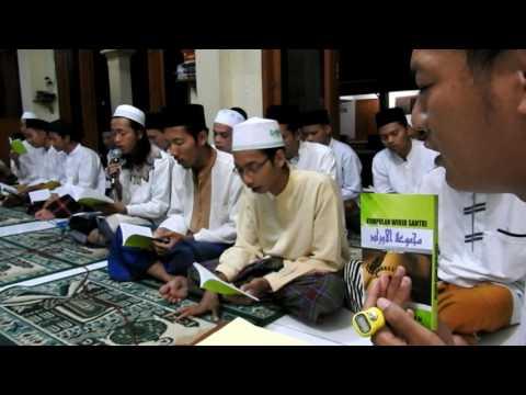 Nadhom Asmaul Husna - Santri Al-Qur'aniyy Az-Zayadiyy Surakarta