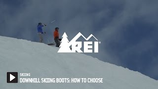 Ski Boots - Downhill Skiing Boots: How to Choose