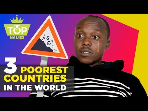 Top 3 Poorest Countries: Where People Have To Live On A Dollar A Day?  | Legit TV