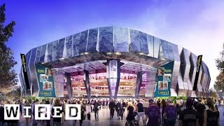 Sacramento Is About To Have The Most High-Tech Basketball Stadium
